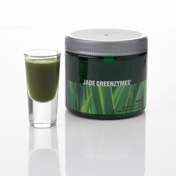organic Jade Greenzymes, pimag water