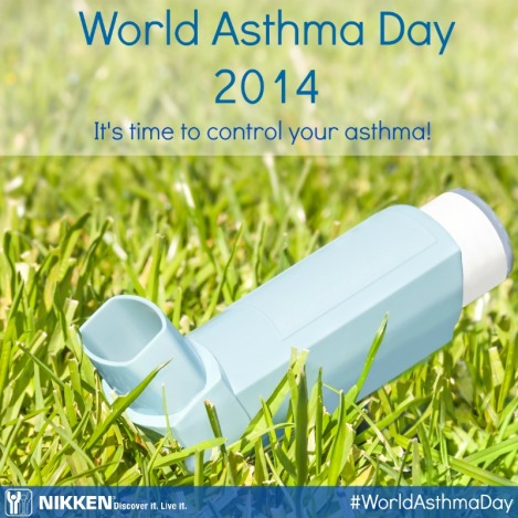 World Asthma Day 2014