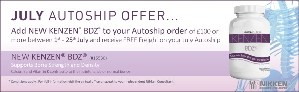 BDZ - Autoship Offer 2 - July 2019